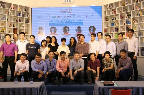 mang-luoi-khoi-nghiep-iot-viet-nam-ho-tro-startup