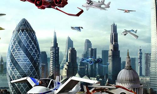 Ứng dụng máy bay không người lái trong tương lai
