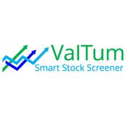 Phần mềm sàng lọc chứng khoán thông minh ValTum