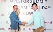 Không gian làm việc Toong hợp tác ngân hàng quốc tế hỗ trợ startup fintech
