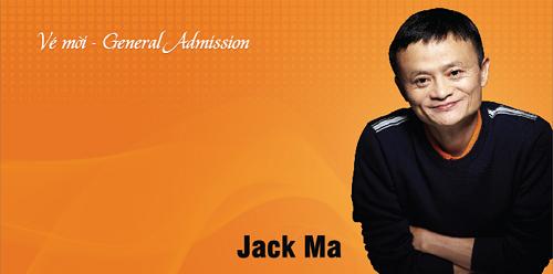 Danh sách sinh viên nhận vé chương trình 'Đối thoại cùng Jack Ma'