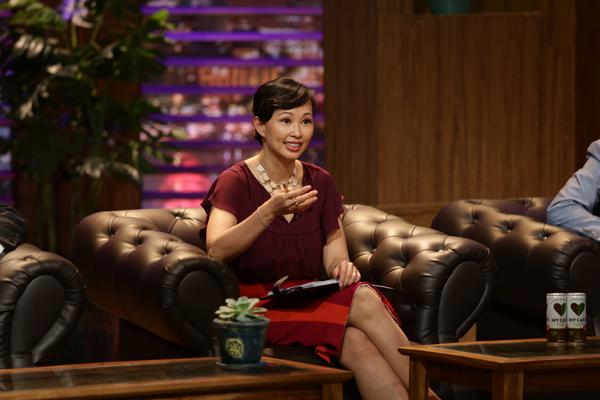 Nhà đầu tư Thá Vân Linh đánh giá cao mô hình hoạt động của Gcalls.