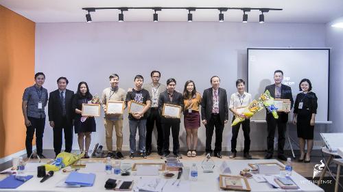 Giải thưởng 2.000 USD và cơ hội đến Mỹ cho startup Việt