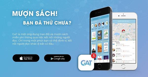 Ứng dụng trao đổi sách GaT hi vọng có thể thúc đẩy văn hóa đọc tại Việt Nam. Startup đang trong quá trình thu thập phản hồi người dùng để nâng cấp ứng dụng trong các phiên bản tiếp theo.