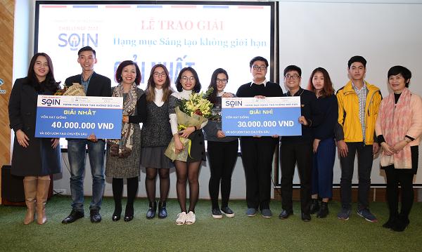 Startup SharingFarming và Connector giành thứ hạng cao trong cuộc thi khởi nghiệp xã hội SOIN Challenge 2017.