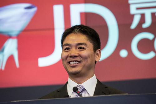 Đường trở thành Jeff Bezos Trung Quốc của tỷ phú cạnh tranh với Jack Ma