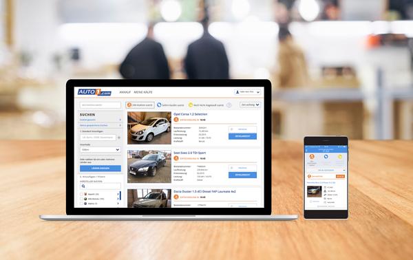 SoftBank đầu tư hơn 564 triệu USD vào startup bán ôtô cũ qua Internet