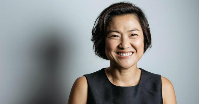 Zhang Xin - tỷ phú bất động sản Trung Quốc.