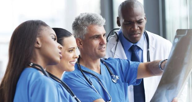 Nomad Health là nền tảng trực tuyến của Mỹ giúp các cơ sở y tế tìm bác sĩ, y tá làm việc ngắn hạn. Ảnh: Internet.