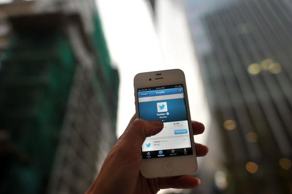 Nhiều ý kiến doanh nghiệp được thể hiện qua mạng xã hội mang biểu tượng chim xanh. Ảnh: Twitter.