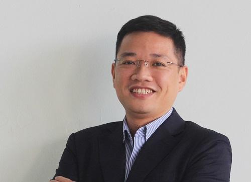 Nguyễn Khoa Tuấn Anh - người sáng lập giải pháp Xếp hàng khám bệnh thông minh. Ảnh: NVCC.