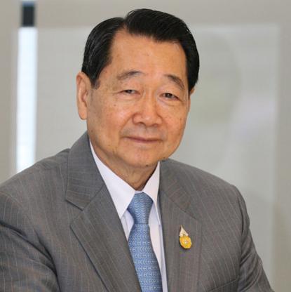 ÔngDhanin Chearavanont, người biến CP Group thành công ty hàng đầu trong lĩnh vực nông nghiệp và thực phẩm tại Thái Lan.