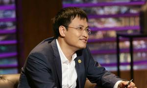 Shark Trần Anh Vương thích sự mộc mạc nhưng đầy đam mê của startup