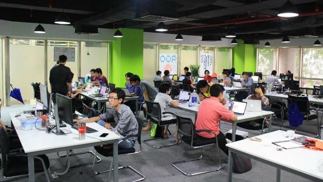Sự quan tâm của Nhà nước và sự hoạt động tích cực của các chương trình tăng tốc khởi nghiệp tạo môi trường phát triển cho các startup Việt. Ảnh: Internet