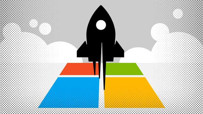 Microsoft dành 500 triệu USD hỗ trợ startup