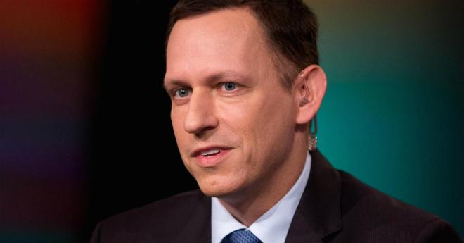 Peter Thiel - Nhà đầu tư nổi tiếng ở thung lũng Silicon. Ảnh: CNBC.