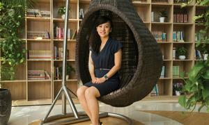 Nữ chủ tịch dẫn dắt startup đắt giá thế giới