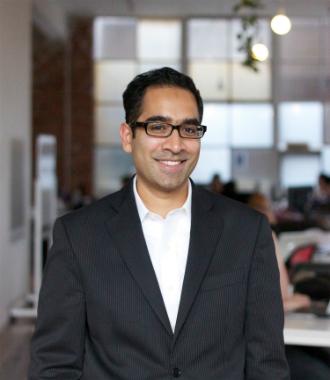 Azim Barodawala - sáng lập kiêm CEOVolantio.