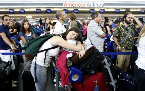 Công nghệ của Volantio giúp hành khách chủ động đổi vé, tránh xếp hàng dài chờ đợi khi máy bay, hãng bay gặp sự cố.