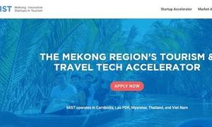 Giải thưởng 30.000 USD cho startup du lịch Việt Nam