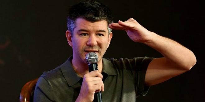 Cựu CEO Uber có thể mở quỹ đầu tư tại châu Á. Ảnh: Bloomberg.