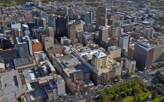 Adelaide là một trong những thành phố trung tâm của Nam Australia. Ảnh: ARN.