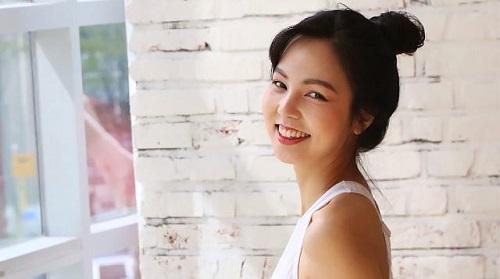 Nữ CEO 28 tuổi Jihoo Lee sáng tạo ứng dụng giảm cân dựa trên kinh nghiệm của mình. Ảnh: Cosmo.