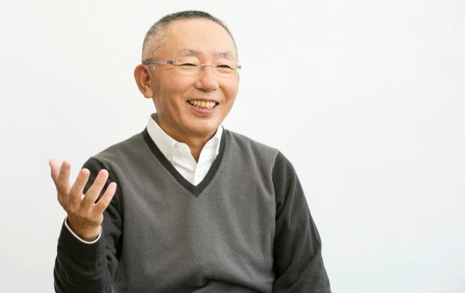 Ông chủ Uniqlo Tadashi Yanai. Ảnh: Fast Retailing.