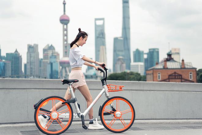 Startup Mobike được định giá 3,4 tỷ USD.