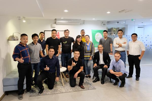 Nhiều startup có tăng trưởng và thành công trong vòng gọi vốn sau khi được đào tạo,hỗ trợ từ VIISA.