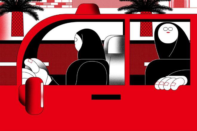 Careem là ứng dụng gọi xe có tầm ảnh hưởng lớn trại Trung Đông, được định giá lên tới 1,2 tỷ USD. Ảnh: Bloomberg