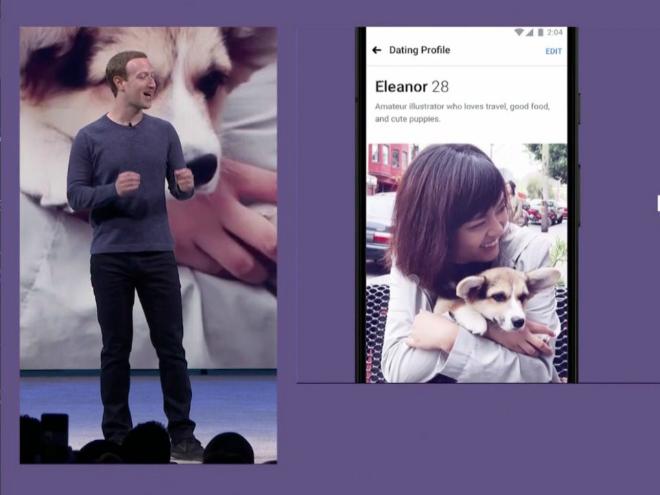 Facebook chính thức trở thành đối thủ của những ứng dụng hẹn hè nổi tiếng nhất hiện nay, một trong số đó là Tinder. Ảnh: Business Insider.
