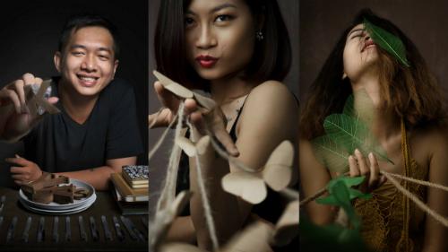 Mỗi sản phẩm của Trang Nguyễn đều mang ý tưởng độc đáo, là tổng hòa giữa câu chuyện cá nhân của khách hàng và nghệ thuật nhiếp ảnh hiện đại.