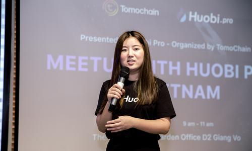 Huobi Pro thâm nhập thị trường blockchain Việt Nam