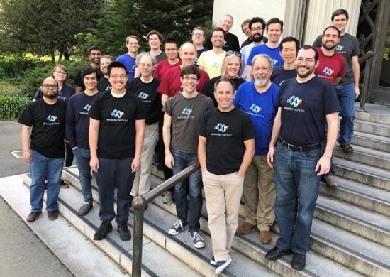 Đội ngũ startup Semantic Machines.