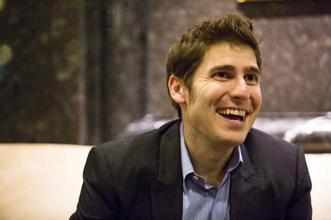 Đồng sáng lập Facebook Eduardo Saverin hiện là nhà đầu tư cho nhiều dự án. Ảnh: Bloomberg.