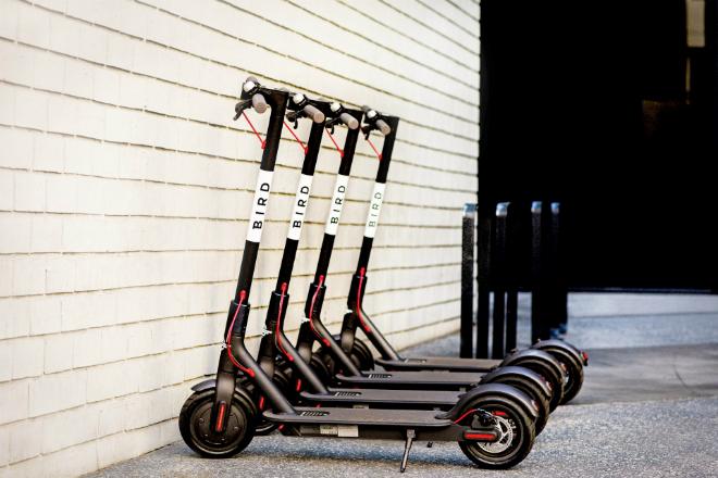 Bird là startup kỳ lân (được định giá trên một tỷ USD) đầu tiên trong lĩnh vực cho thuê scooter.