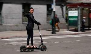 Startup Mỹ cho thuê Scooter bất ngờ đạt giá trị tỷ USD
