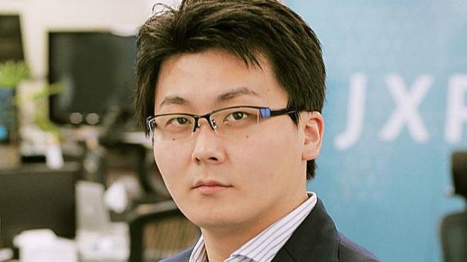 Katsuhiro Yoneshige, CEO và nhà sáng lập của JX Press. Ảnh: Bloomberg