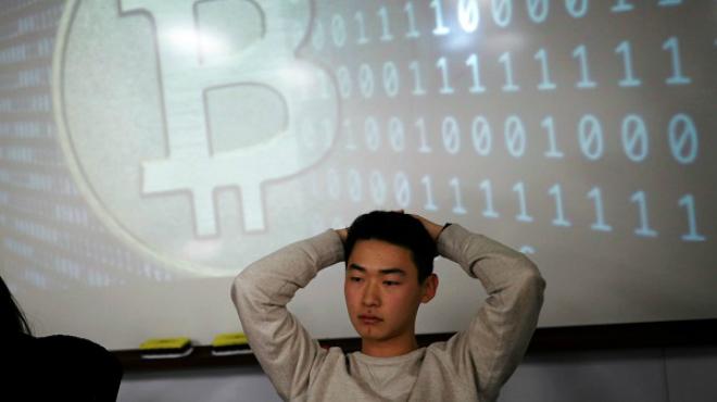 Giới trẻ tại Hàn Quốc nằm trong làn sóng đầu tư tiền kỹ thuật số.