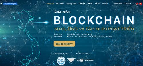 Diễn đàn quy tụ nhiều diễn giả chất lượng, tạo nền tảng kết nối khối doanh nghiệp phát triển công nghệ blockchain, các chuyên gia, nhà tư vấn chính sách với các cơ quan quản lý Nhà nước, nhà làm luật tại Việt Nam.