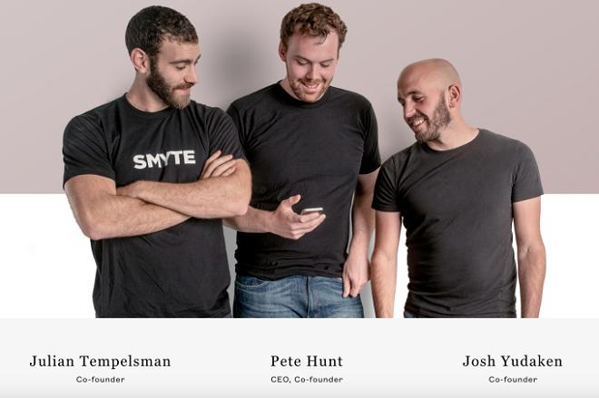 Đội ngũ sáng lập Smyte.