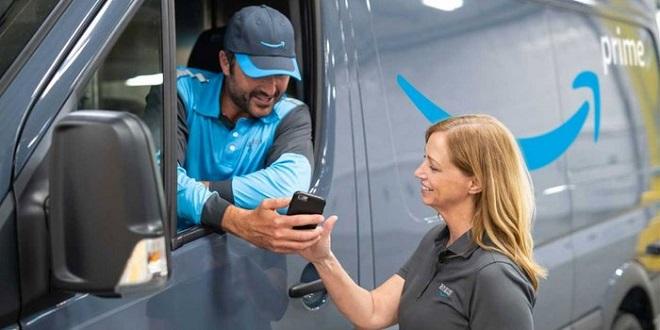 Amazon khuyến khích nhân rộng mô hình giao hàng.