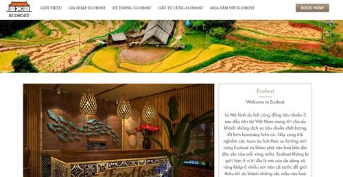 Ecohost góp mặt vào top 5 startup xuất sắc của chương trìnhSáng kiến hỗ trợ khởi nghiệp du lịch vùng Mê Kông