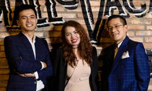 Ba người bạn bỏ vùng an toàn để khởi nghiệp