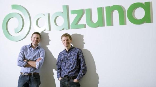 Andrew (bên trái) và đồng sáng lập Doug.