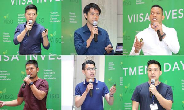 VIISA kết nối startup gọi vốn đầu tư - 1
