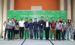 VIISA kết nối startup gọi vốn đầu tư
