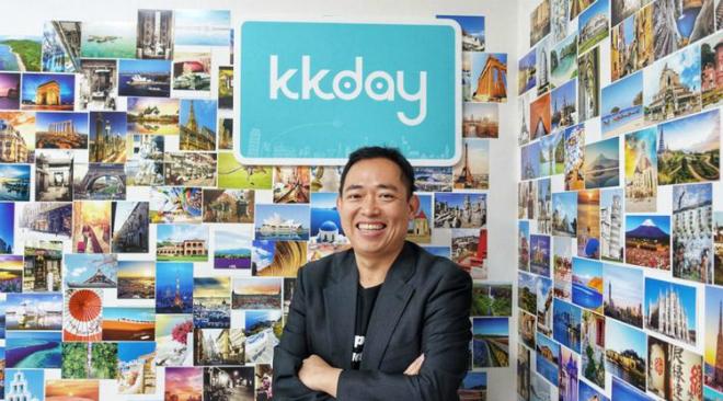 Ming Chen, đồng sáng lập và CEO của KKday là một huyền thoại trong ngày công nghiệp du lịch Đài Loan