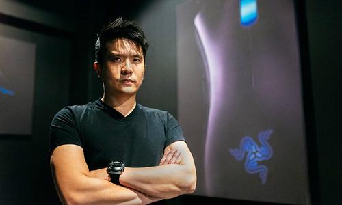 CEO bỏ bằng luật lập startup tỷ đô về thiết bị game